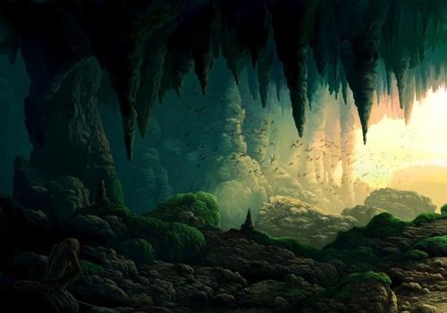 周公解梦:梦见身处山洞中