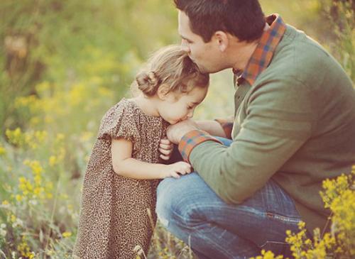 爱与孩子一起成长的星座爸