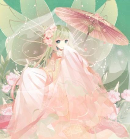 十二星座代表的小花仙   白羊座:椿